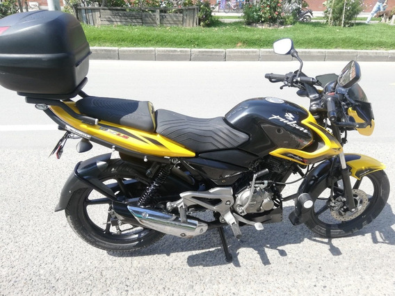 Moto Pulsar 135 Ls $ 2
