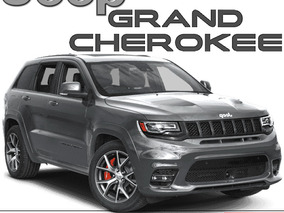 Jeep Grand Cherokee 6.4 Srt-8 At 470hp Radar Alcantara Rhc