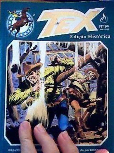 Revista Tex Edição Histórica Nº94 Vários