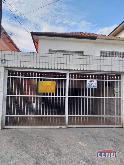Casa Com 2 Dormitórios À Venda, 140 M² Por R$ 500.000 - Penha - São Paulo/sp - Ca0249