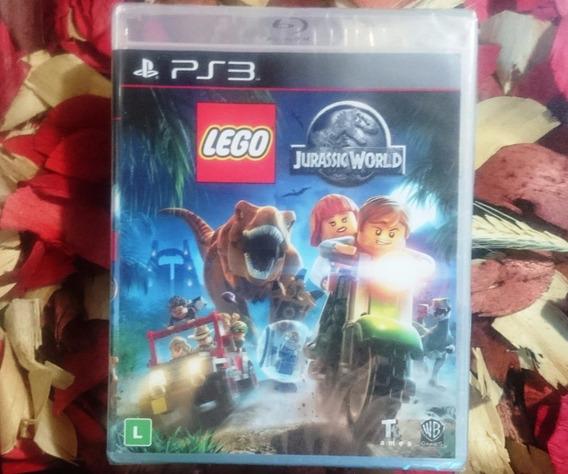 Lego Jurassic World - 100% Português - Mídia Física
