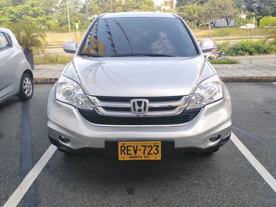 Honda Crv Ex L 4x4 At 2.4
