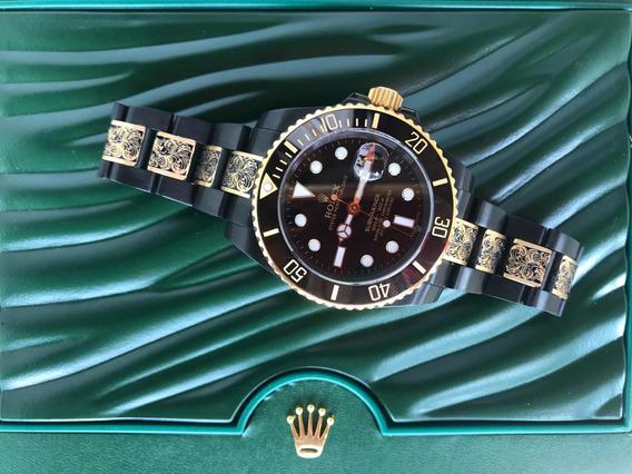 Relógio Rolex Submarine Lançamento + Embalagem Completa