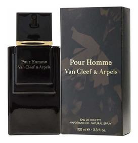 Perfume Van Cleef & Arpels Pour Homme 100ml Original