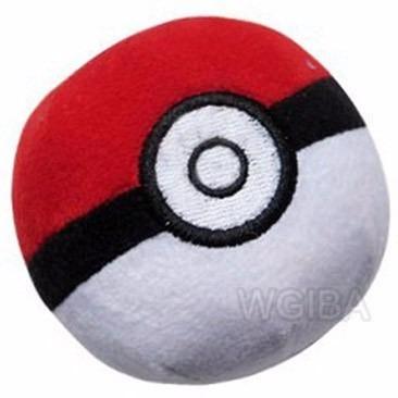 Pelucia Pokemon Go Pokebola Antialérgica Musical Promoção