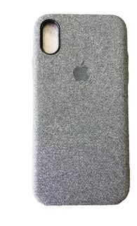 Estuche Funda Carcasa De Tela Case iPhone X Cover