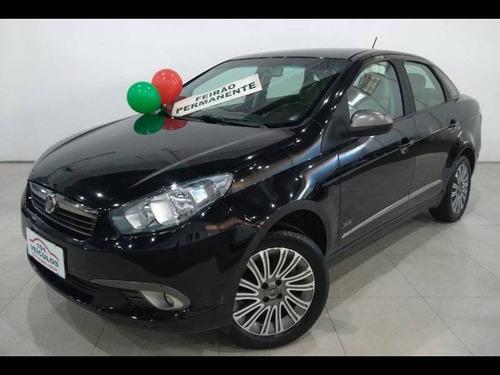 Fiat Grand Siena Essence 1.6 16v Dualogic (flex) Aut Gnv
