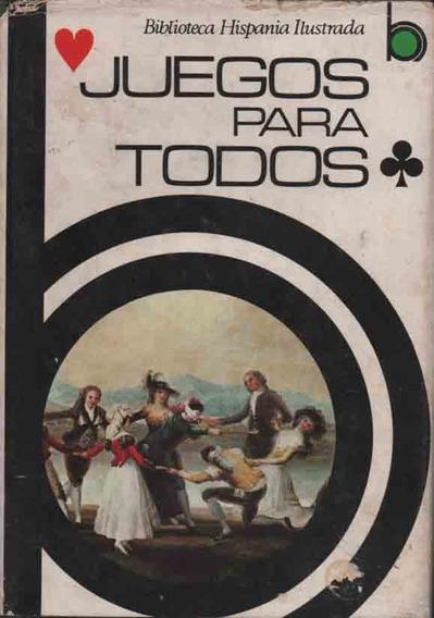 Livro Juegos Para Todos (728 Jogos Para Todas As Idades)