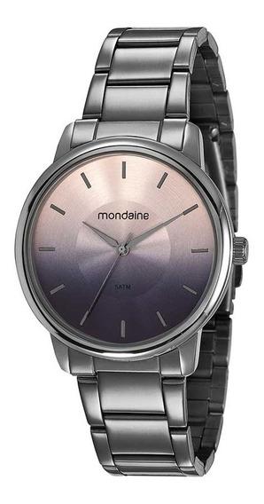 Relógio De Pulso Feminino Mondaine 53606lpmvse9