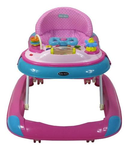 Andador Musical Para Bebe Niño Y Niña Baby Kits