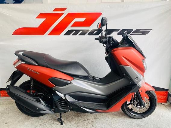 Yamaha Nmax 160 2018 Vermelha