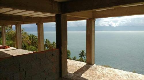 Terreno De 9.200m² Com 500m² De Laje Construída! Ótima Oportunidade Para Investir Em Pacuíba, Ilhabela. - 8623