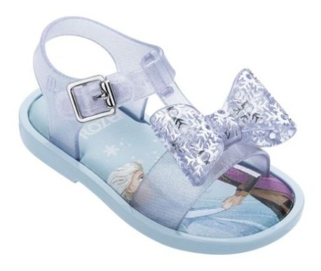 Mini Melissa Mar Sandal + Frozen Original
