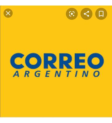 Envío X Correo Argentino A Bs. A.s