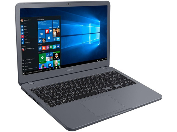 Notebook Samsung Core I5 8 Ger 8gb 1tb - Novo
