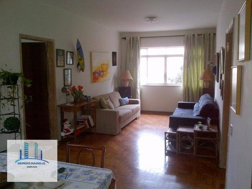 Imagem 1 de 14 de Apartamento Com 3 Dormitórios À Venda, 100 M² Por R$ 650.000,00 - Moema - São Paulo/sp - Ap3403