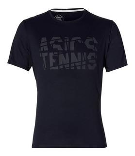 Remera Hombre Asics Practice Ss Top Tenis Padel Importada 2019