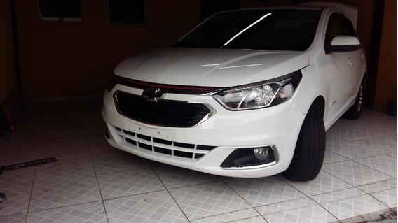 Chevrolet Cobalt Ltz 1.8 Aut 6vel - Branco Impecável