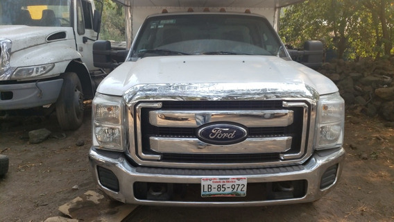 Ford F-350 6.3l Xl 6.2 Plus Ac At 2016