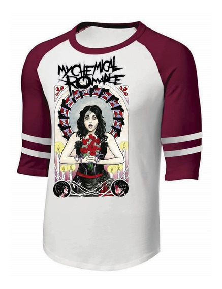 Playera My Chemical Romance Para Niño, Dama O Caballero
