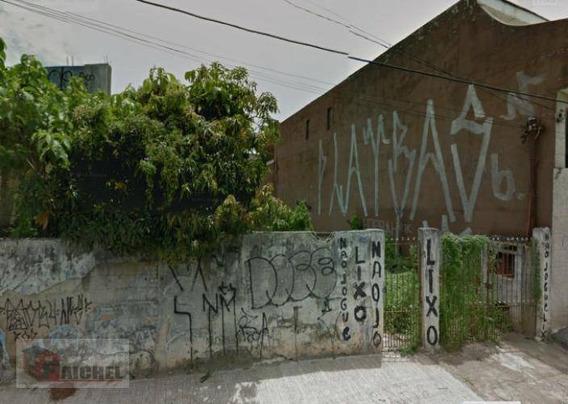Terreno Residencial À Venda, Vila Carrão, São Paulo. - Te0020