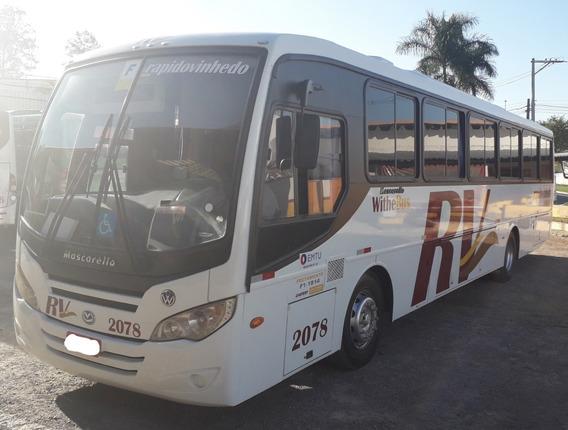 Vw 17230 - Mascarello Roma 330 Ar Condicionado - 2012/2012