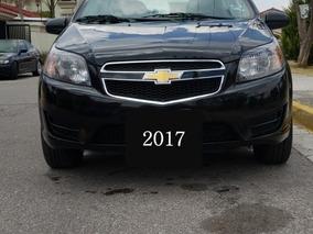 Chevrolet Aveo 1.6 Lt Bolsas De Aire Y Abs Nuevo At 2017