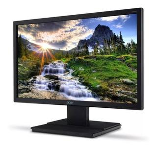 Monitor Acer 20 Led Vga Hdmi V6 Series