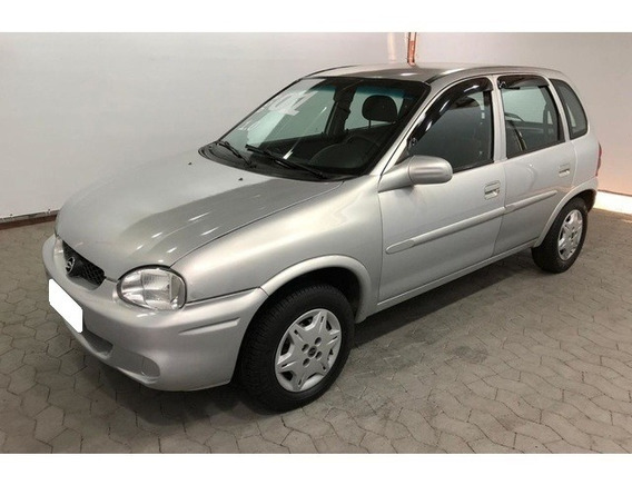 Chevrolet Corsa Hatch Manual 1.0 Wind Prata Mpfi 4p 2001