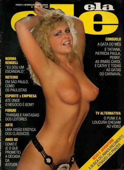 Ele Ela 1985 Norma Bengell Roberta Close Maja Berezowska