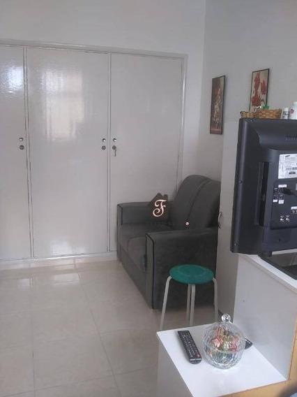 Kitnet Com 1 Dormitório À Venda, 33 M² Por R$ 95.000,00 - Centro - Campinas/sp - Kn0069
