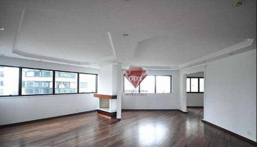 Apartamento Para Venda E Locação No Panamby - Ap15670