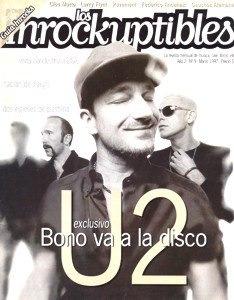 Los Inrockuptibles #9 - U2 - Blur - Wallace Y Gromit