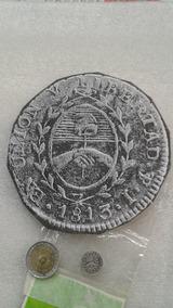 Moneda Antigua Del Rio De La Plata