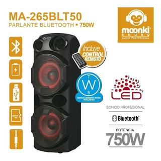 Parlante Portátil Moonki Sound Ma-265blt50