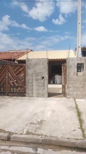 Imagem 1 de 3 de Casa Para Venda Em Itanhaém, Cibratel I, 2 Dormitórios, 1 Banheiro, 1 Vaga - It833_2-1173892