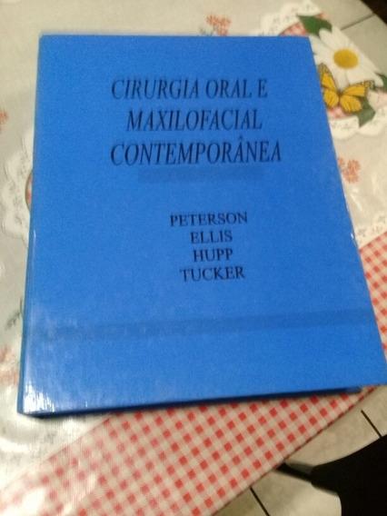Livro Cirurgia Oral E Maxilofacial Contemporânea C/ 1072 Pág