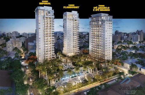 Apartamento  Com 4 Dormitório(s) Localizado(a) No Bairro Vila Olímpia Em São Paulo / São Paulo  - 3207:906624
