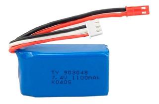 Batería Li-po 7,4 V 1100 Mah 903048 Juguetes Control Remoto