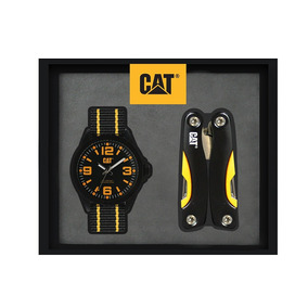 Reloj Hombre Set Cat + Multitool 0516067137set Watch It!