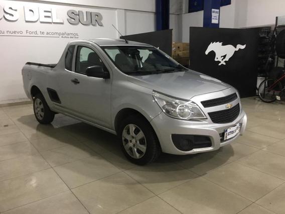 Chevrolet Montana 1.8 Ls Pack 2017 (pat. 2019)