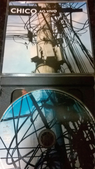 Chico Buarque - Cd (duplo) Ao Vivo 1999
