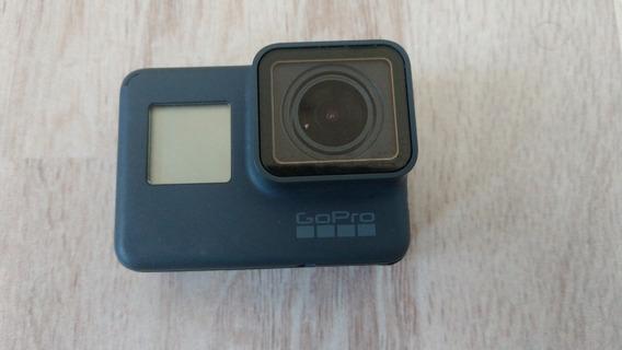 Go Pro Hero 5 + Sd 16gb + Kit De Acessórios