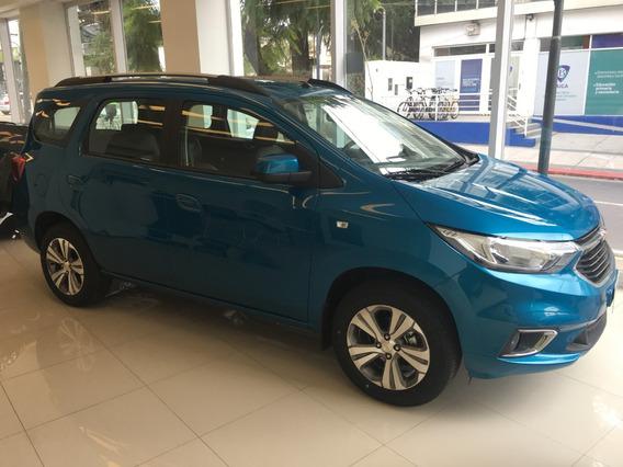 Chevrolet Spin Ltz 7 Asientos Mt Año 2019 0km Bv