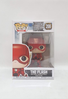 Funko Pop Dc Flash Liga De La Justicia 208