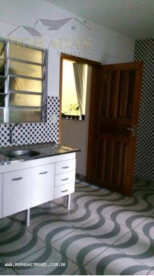 Casa 2 Dormitórios Para Locação Em Taboão Da Serra, Jardim Três Irmaos, 2 Dormitórios, 1 Banheiro - 8135