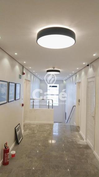 Sala Comercial Em Santa Maria/rs, Central, Prédio Comercial, Elevador - 2034