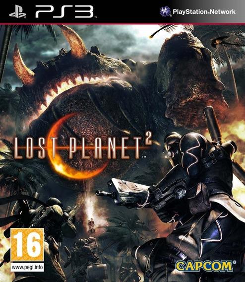Jogo De Playstation 3 Lost Planet 2 Ps3 Novo Lacrado