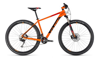 Bicicleta De Montaña Cube Acid