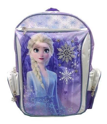 Mochila Frozen Elsa 12 Pulgadas Escolar 59313